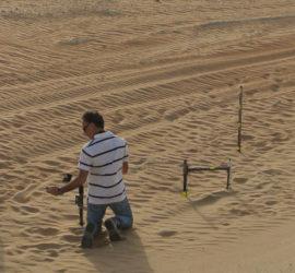 Giulio Ventura sand mitigation
